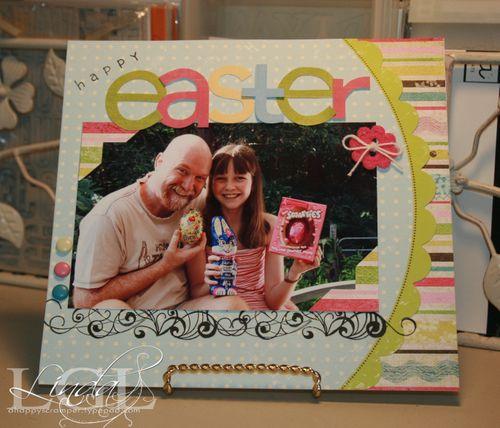 Happy Easter 4 Calendar