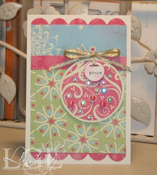 Kaiser Decoration Card