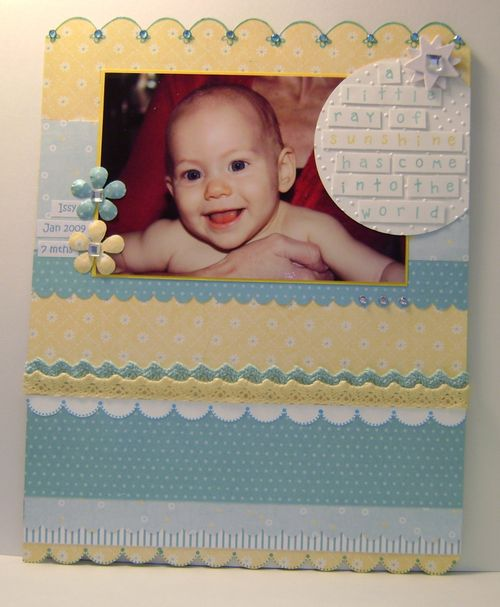 Feb Inspiration Challenge Layout