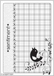 Bird Card Sketch