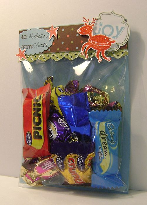 Nicholle's Hostess Gift