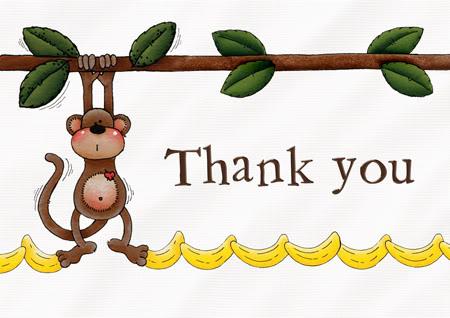 Monkey-thank-you