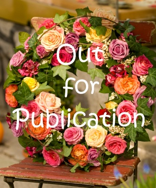Out for Publication Sign