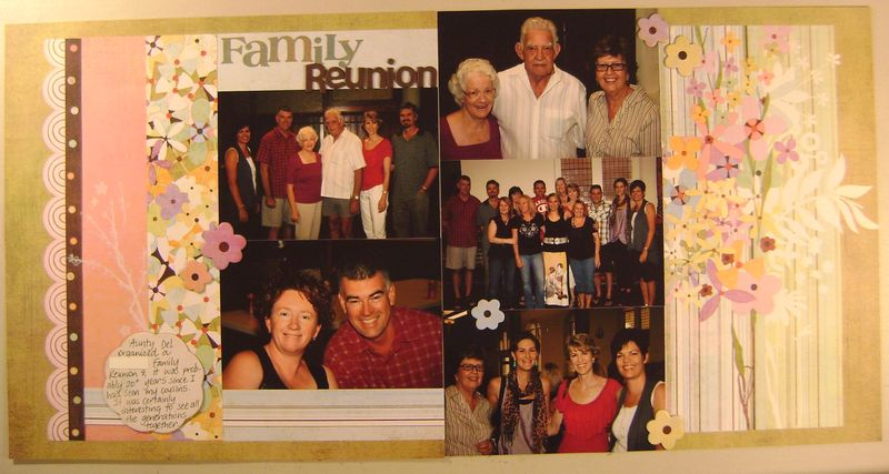 Family Reunion double