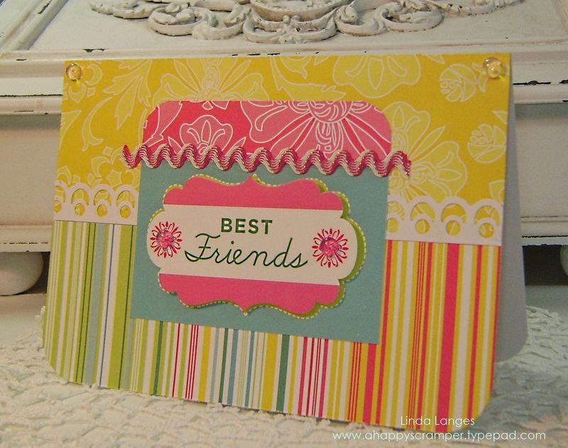 DeLovely June 29 Best Friends