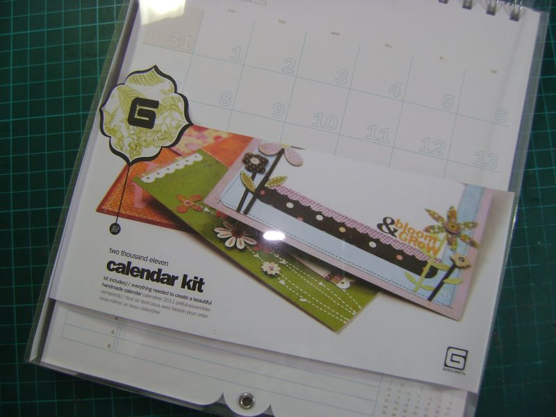 BG Calendar