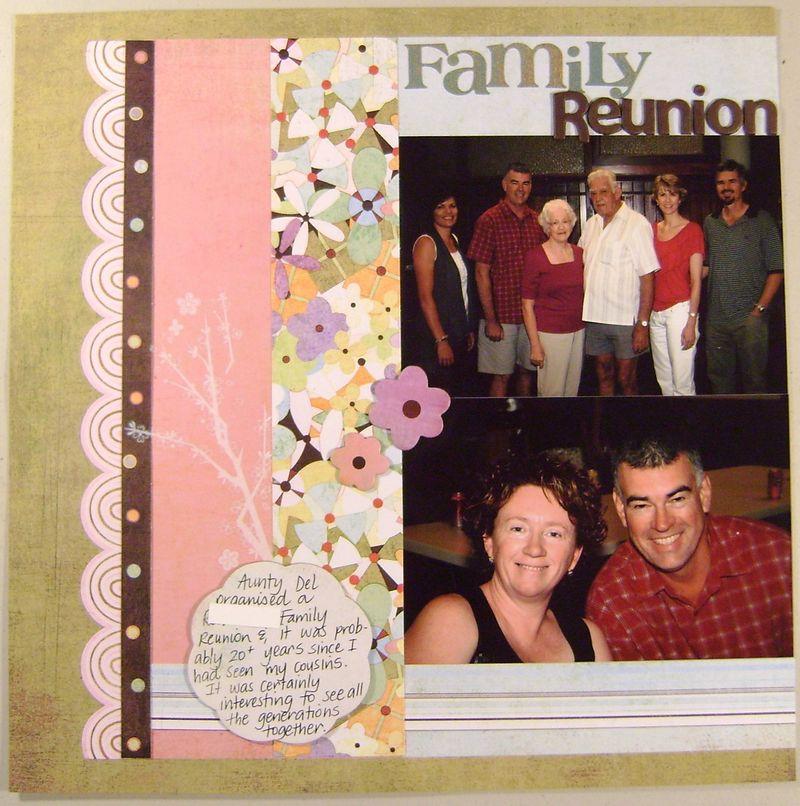 Family Reunion LHS