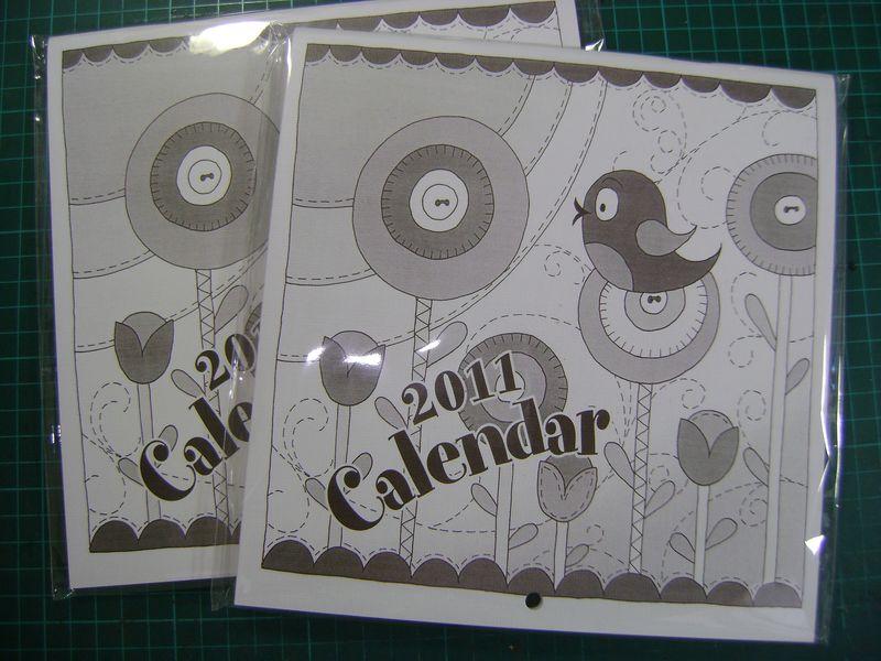 Paper 'n Stuff Calendars
