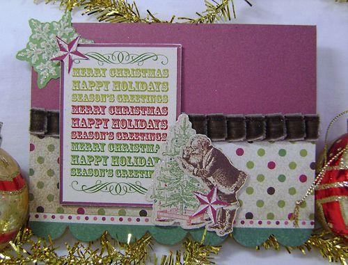 Nov Card Kit Santa