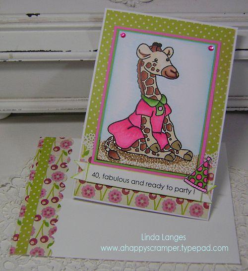 Justine's card main