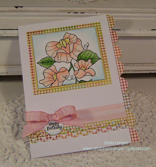 Card patterns #64 main on slant