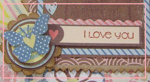 BG Hopscotch I love you narrow
