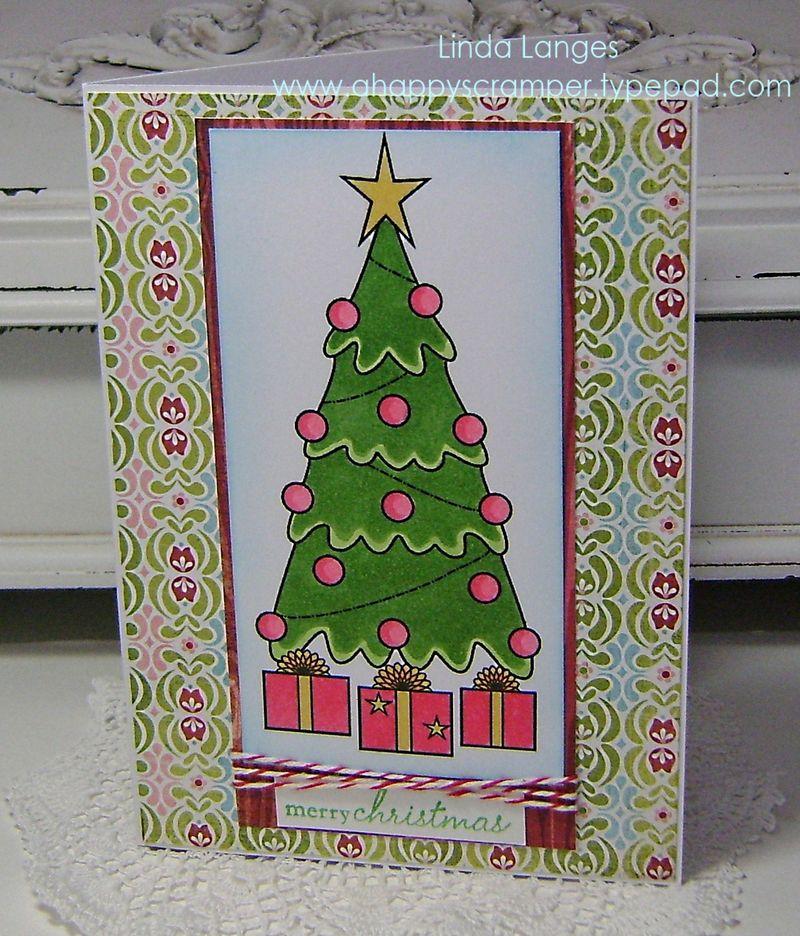 Tree Card main
