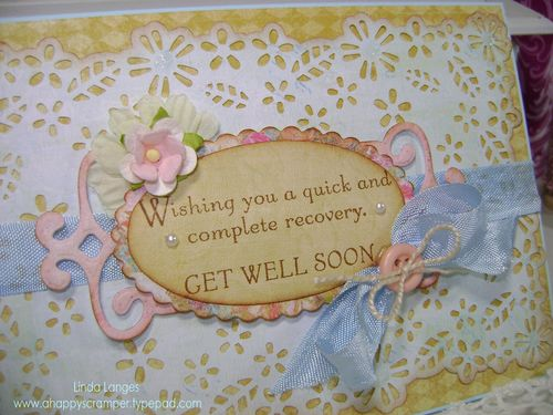 Get Well Soon close up