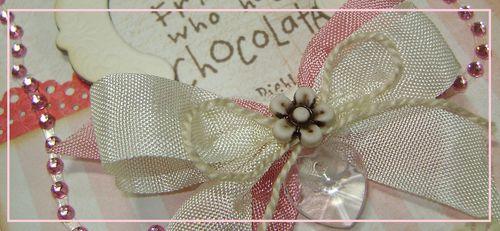 Friend with chocolate narrow