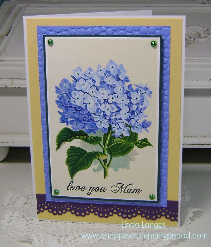 Mum's Mother's Day Card
