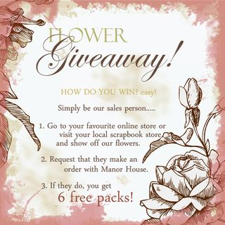 Flower giveaway (2)