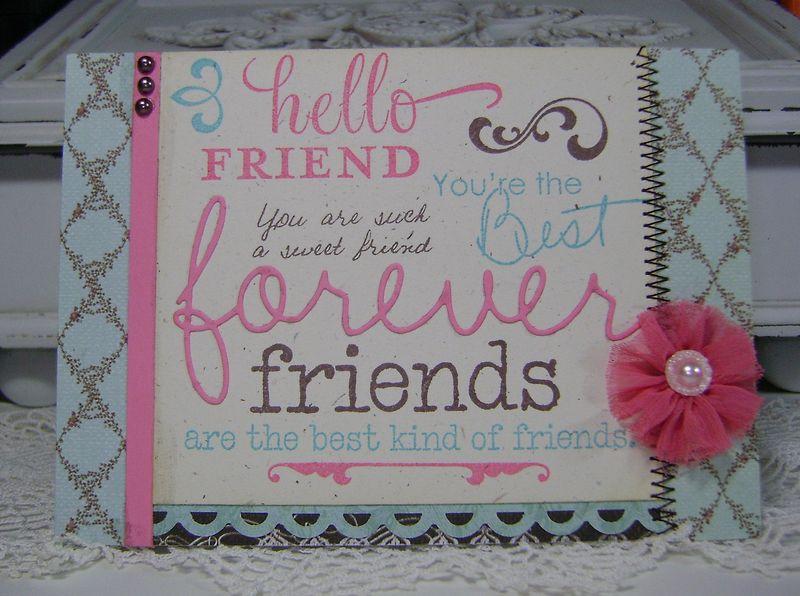 Sentiment Friends