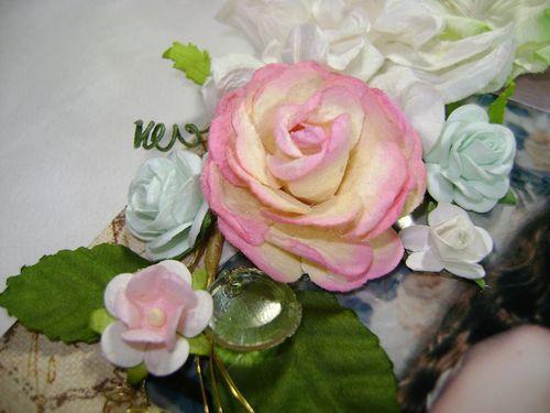 Creative Scrappers #209 flower