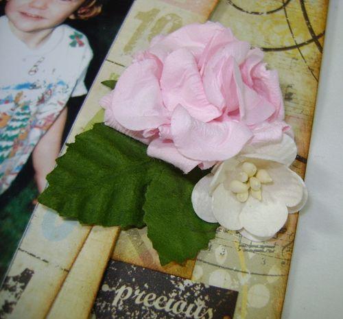 OAUS pink flower
