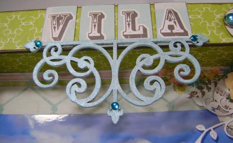 Vila Shadow Box title