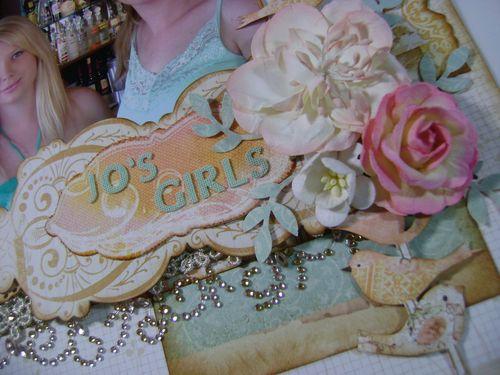 Jo's Girls title