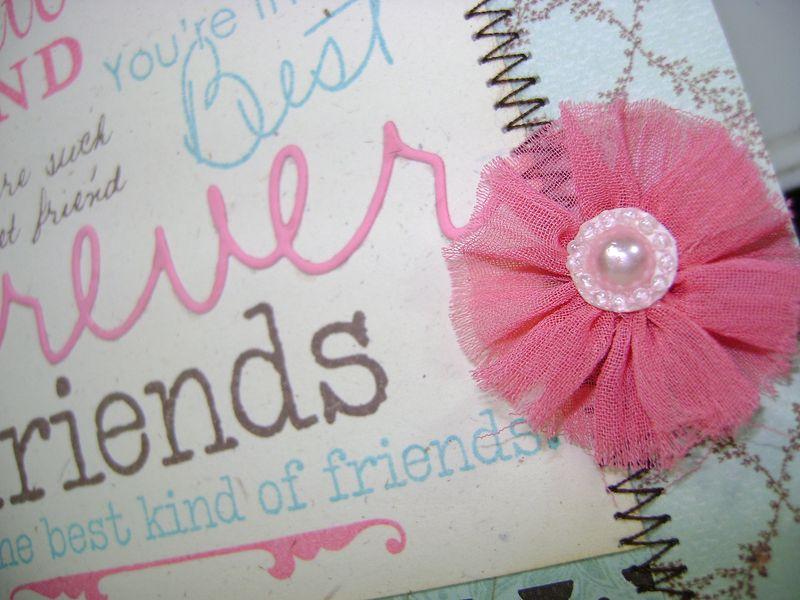Sentiment Friends close up