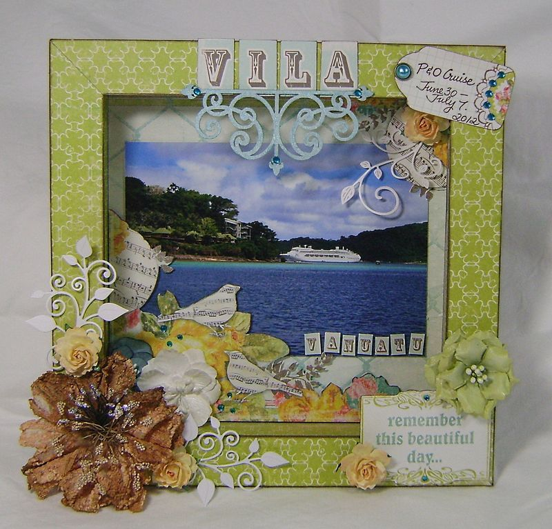 Vila Shadow Box