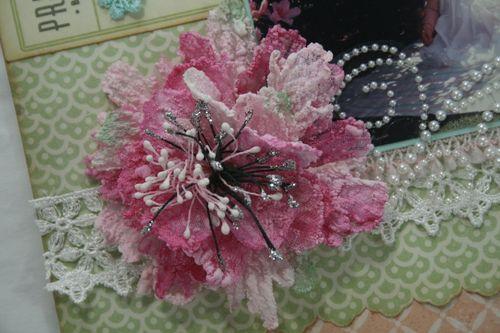 Christening flower