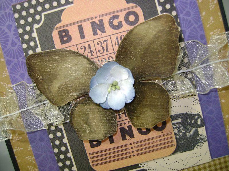 Bingo butterfly