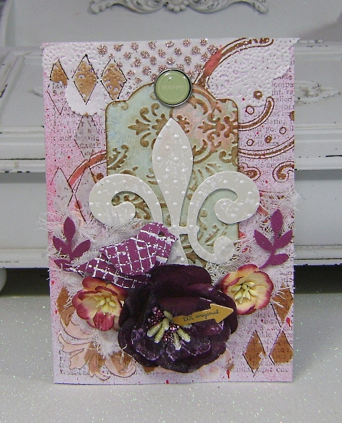 Linda-MixedMedia-Card