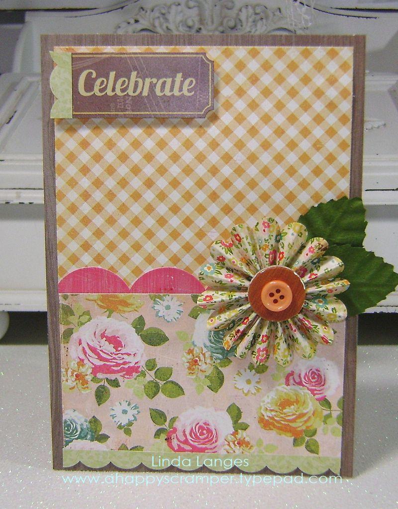 Crate paper Pretty Party Celebrate