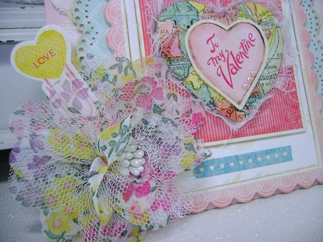 Linda-To My Valentine-CUflower