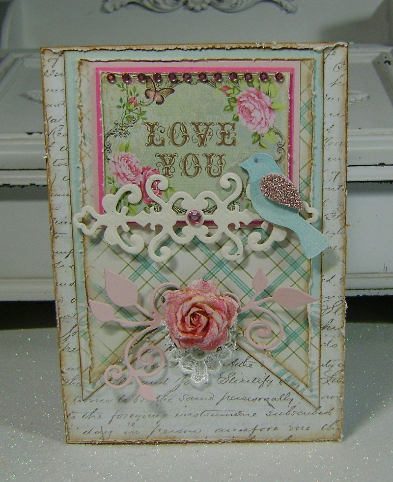 MHC Love You Card