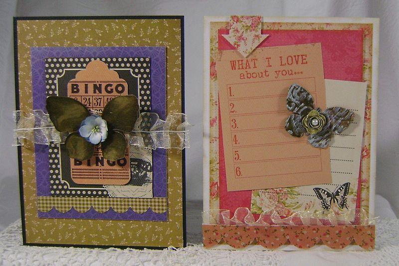 Bingo and What i Love