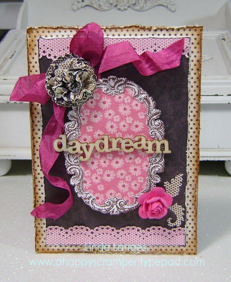 Daydream Challenge Card