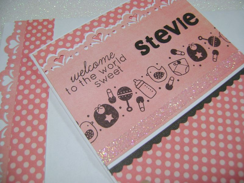 Stevie's Card CU