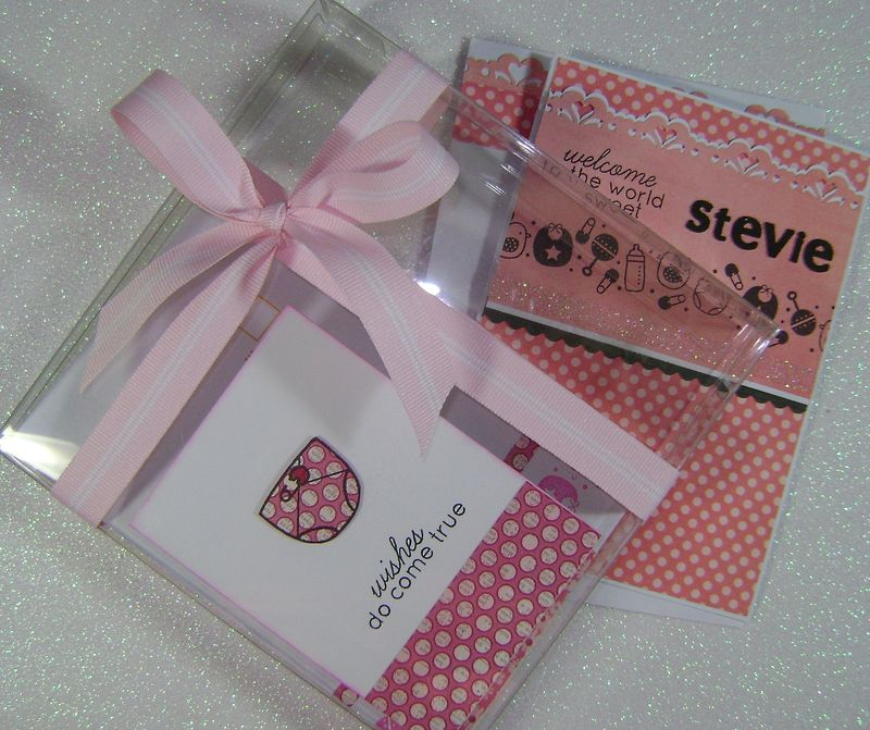 Stevie's Card and gift