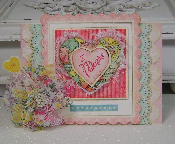 Linda-To My Valentinecard