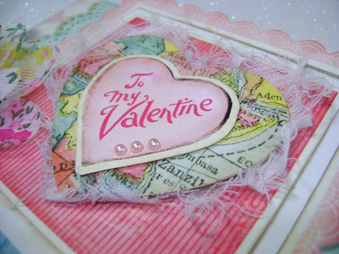 Linda-To My Valentine-Heart