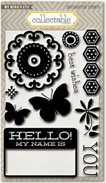 SB Feb Blog Hop Prize MME - 'Hello' Stamp Set