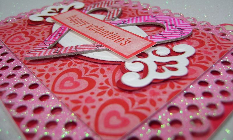 Happy Valentine's layers