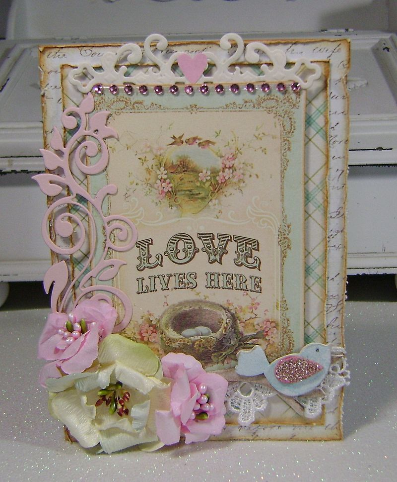 MHC Love Lives Here Card
