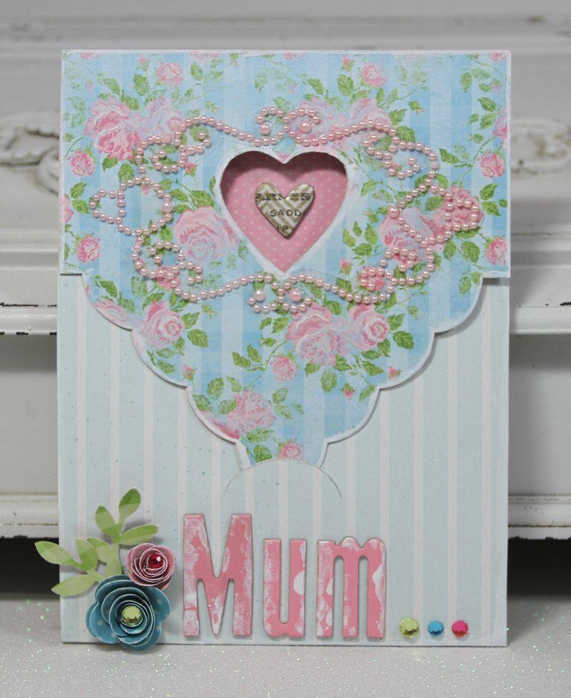 Mum Card