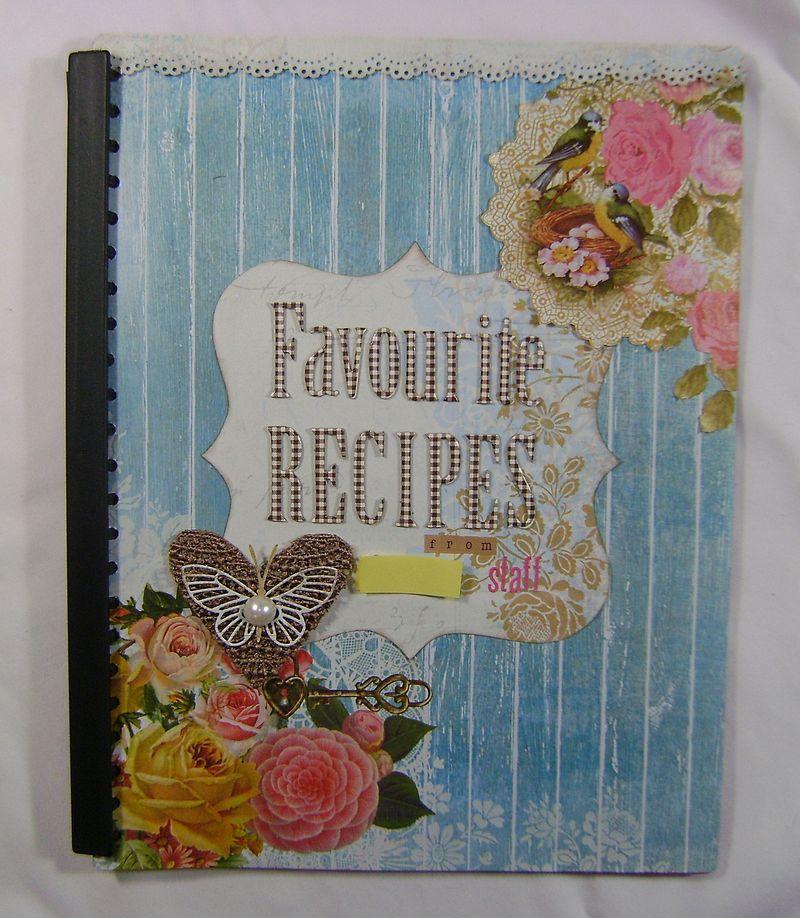 Nat's Recipe Book