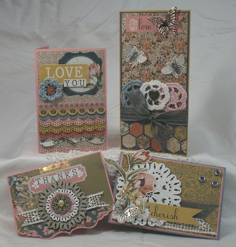 Card Kit x 4