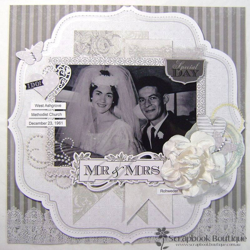 Mr and Mrs LO