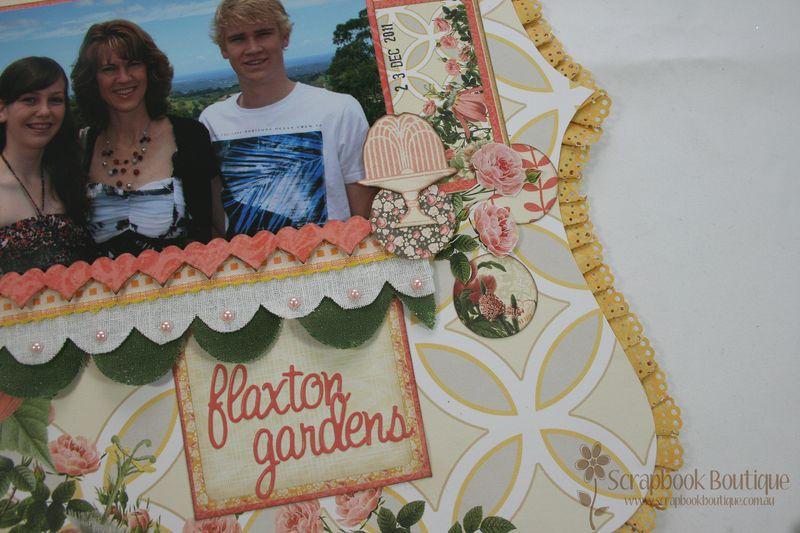 Flaxton Gardens title block