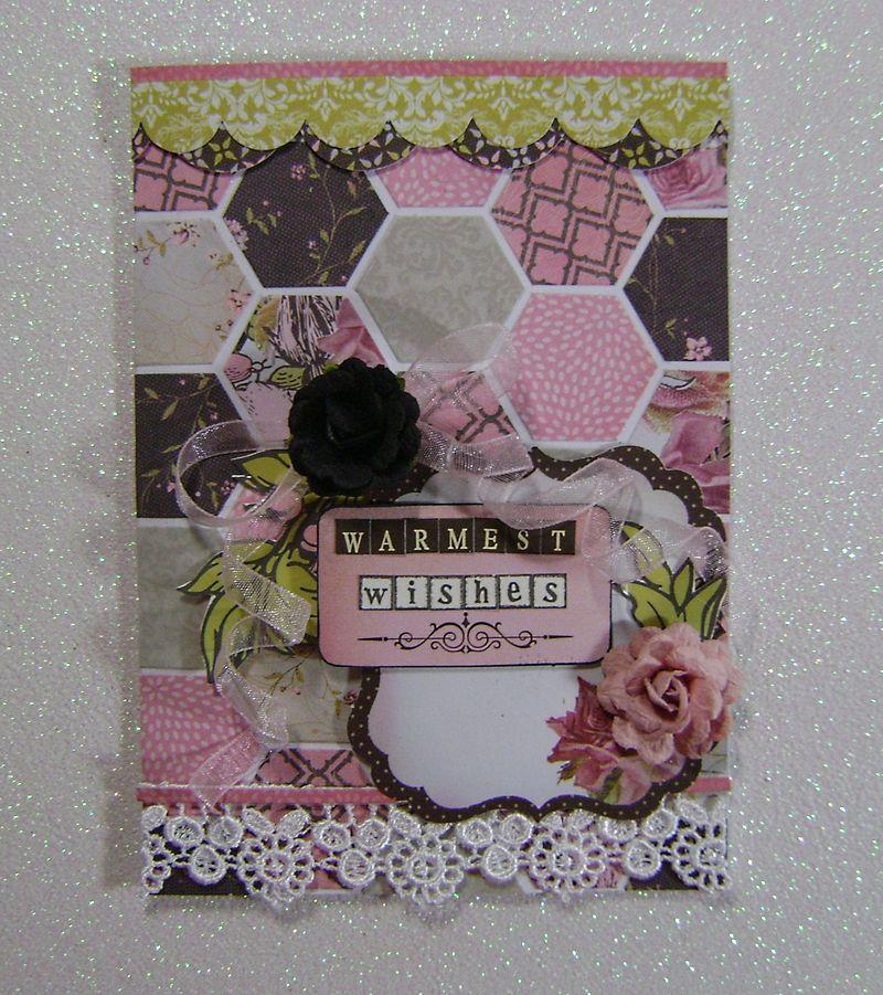 Die card