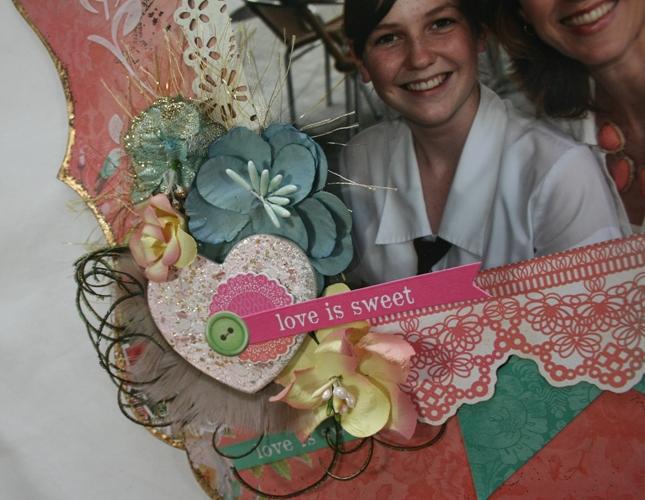 Linda-Love Is Sweet LO title cluster